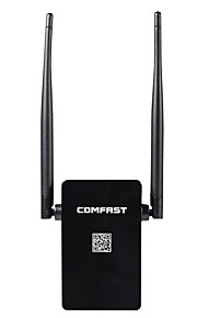Comfast trådløs ap router wifi repeater 300mbps wi-fi roteador expander signal booster