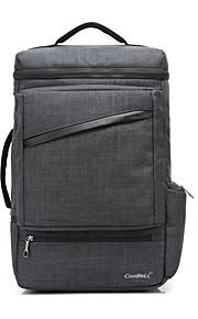 15,6 Zoll hohe Kapazität Geschäft multifunktionale Handtasche mit USB-Lade-Port Notebook-Tasche Rucksack für dell / hp / lenovo / sony /