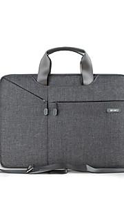 Sacs à Bandoulière / Sacs à Main Couleur Pleine Textile pour MacBook Pro 13 pouces / MacBook Pro 15 pouces / MacBook Air 13 pouces
