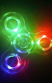 Håndspinnere Hånd Spinner Lindrer ADD, ADHD, angst, autisme Kontor Skrivebord Legetøj Focus Toy Stress og angst relief til Killing Time