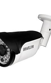 HOSAFE® 2.0MP 1080P Waterproof Outdoor IP Camera w/ POE / 36-IR-LED / Motion Detection