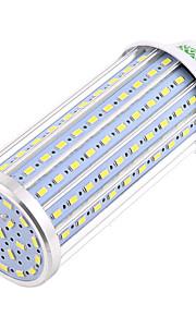 YWXLIGHT® 1 개 60W 5900-6000 lm E26/E27 LED 콘 조명 E27 / E14 160 LED가 SMD 5730 장식 LED 조명 차가운 화이트 6000-6500 케이 AC 85-265 V