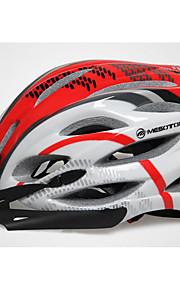 Cykel Hjelm N/A Ventiler Cykling En størrelse