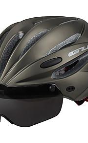 バイクヘルメット サイクリング N/A 通気孔 サイズ調整機能 超軽量(UL) スポーツ マウンテンサイクリング ロードバイク レクリエーションサイクリング サイクリング