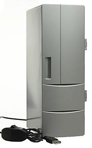 Tragbare mini usb pc laptop kühlschrank kühler mini usb pc kühlschrank wärmer kühler trinkgetränk dosengefriermaschine