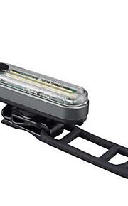LED-lampe med USB-port Baklys til sykkel sikkerhet lys Sykling Mini Stil LED Lys Lumens Sykling