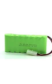 Ml ni-mh batteri aa 1800mah 9.6v