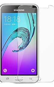 Vetro temperato Proteggi Schermo per Samsung Galaxy J3 Proteggi-schermo frontale Alta definizione (HD) Durezza 9H Estremità angolare a