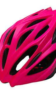 Шлем Мотоциклетный шлем CE Велоспорт 23 Вентиляционные клапаны Горные Ультралегкий (UL) Спорт Шоссейные велосипеды Велосипедный спорт