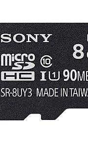 Sony sony ush-1 8g class10 microsdhc tf hukommelseskort 90mb / s