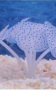 Rybki Dekoracja akwarium Zdobienia Dekoracja Guma