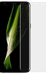 PET Proteggi Schermo per Samsung Galaxy S8 Proteggi-schermo frontale Ultra sottile Anti-graffi Estremità angolare a 3D A prova di