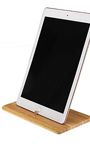 Desk Universal Mobile Phone Tablet Mount Stand Holder Foldable Universal Mobile Phone Tablet Gravity Type Bamboo Holder