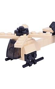 Byggeklodser Fighter Legetøj Bil Helikopter Køretøjer Stk. Gave