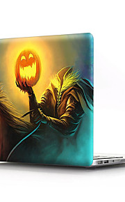 MacBook Case for MacBook Air 13-inch Macbook Air 11-inch MacBook Pro 13-inch with Retina display Cartoon Animal Halloween TPU Material