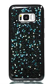 Custodia Per Samsung Galaxy S8 Plus S8 Fantasia/disegno Custodia posteriore Glitterato Morbido TPU per S8 S8 Plus S7 edge S7