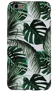 Etui Til Apple iPhone X iPhone 8 Mønster Bagcover Træ Blødt TPU for iPhone 8 Plus iPhone 8 iPhone SE/5s