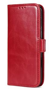 Custodia Per Samsung Galaxy S8 Plus S8 A portafoglio Porta-carte di credito Con supporto Con chiusura magnetica A calamita Integrale
