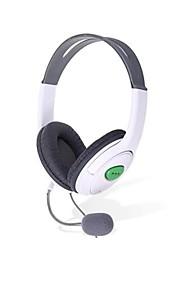 stereofoniczny słuchawkowy dla xbox 360