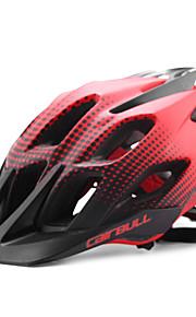 Универсальные Велоспорт шлем 22 Вентиляционные клапаны Велоспорт Горные велосипеды Шоссейные велосипеды Стандартный размер