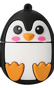 tegneserie penguin høj hastighed 64gb usb 2.0 flashdrev u diskhukommelsesdisk
