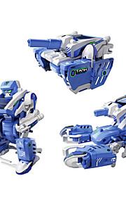 Kit Faça Você Mesmo Brinquedo Educativo Brinquedos de Ciência & Descoberta Robô Brinquedos Tanque Militar Galaxy Starry Sky Peças