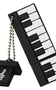 silicone piano høj hastighed stødsikker 8gb usb 2.0 flashdrev u diskhukommelses disk