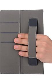 Custodia Per Apple iPad 10.5 iPad (2017) A portafoglio Porta-carte di credito Con supporto Integrale Tinta unica Resistente Similpelle per