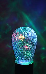 1pc ywxlight® e27 12led 5.0 4 farger ledet lysstrengpære baller for xmas fe ferie AC 85-265v