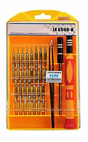 33 in 1 cacciavite aperto kit di riparazione kit magnetico eletrica kit torx kit per telefono cellulare computermobile