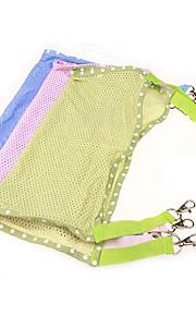 Chat Chien Couchages Animaux de Compagnie Doublures Couleur Pleine Vert Bleu Rose Pour les animaux domestiques