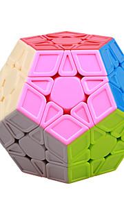 Rubiks terning QIYI QIHENG S 156 MegaMinx Let Glidende Speedcube Magiske terninger Puslespil Terning Professionelt niveau Gave Unisex