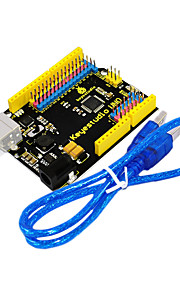 Keyestudio UNO R3 Official Upgrated Version with Pin Header Interface for Arduino Compatible