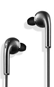 v3 i ørekablet hovedtelefoner elektrostatisk plastik sport&fitness hovedtelefon med mikrofon headset