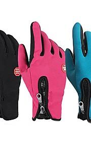 Sports Gloves Men's Women's Cycling Gloves Winter Bike Gloves Multifunction Full-finger Gloves Lycra Spandex Cycling Gloves/Bike Gloves