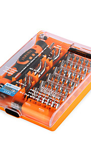 juego de destornilladores portátiles reparación profesional kit de herramientas de mano para reparación de bricolaje modelo electrónico de
