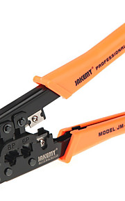 6p 8p ethernet cavo internet crimping pinze riparazione utensili a mano attrezzo di taglio tagliente del filo del legare