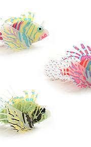 アクアリウムの装飾 人工魚 シリコーン