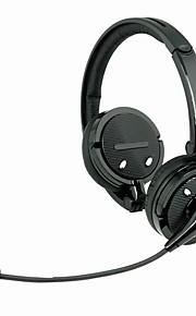 אוזניות M20c USB אוזניות סטריאו אודיו רעש הפחתת כרטיס קול in-line שליטה
