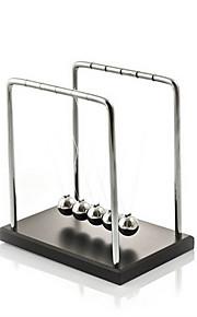 Brinquedo Educativo Pêndulo de Newton Brinquedos Alivia Estresse Brinquedos Tipo de Gravidade Ornamento em metal O stress e ansiedade