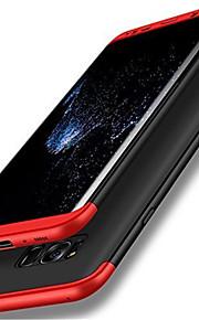 Etui Käyttötarkoitus Samsung Galaxy S8 Plus S8 Iskunkestävä Ultraohut Suojakuori Yhtenäinen väri Kova PC varten S8 Plus S8 S7 edge S7 S6