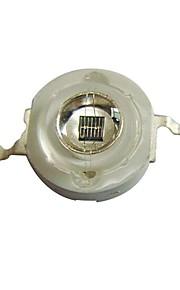 1W 40lm 50 lysdioder Forsænket LED-vækstlampe Rød