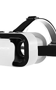 vr shinecon 5,0 glas virtuell verklighet vr box 3d glasögon för 4,7 - 6,0 tums telefon