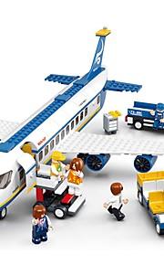 bouwstenen vliegtuig speelgoedvoertuigen kinderstukken