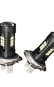 2PCS Camry Headlamp Bulb 21W H7 LED Bulb Ultra Brightness Headlight Bulb for 100% Car Models Fittable