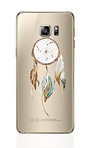 Custodia Per Samsung Galaxy S8 Plus S8 Fantasia/disegno Per retro Cacciatore di sogni Morbido TPU per S8 Plus S8 S7 edge S7 S6 edge plus