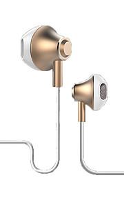 xo s5 Ohrhörer intelligente Leitung Kontrolle Headset die Wicklung Metall allgemeinen Zweck