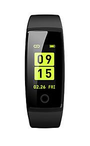DMDG Bracelet d'Activité Android 4.4 iOS Pédomètres Contrôle du Sommeil Capteur de Gravité Capteur de Fréquence Cardiaque