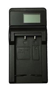 ismartdigi cnp70 lcd usb kamera batteriladdare för casio cnp70 np70 batteri