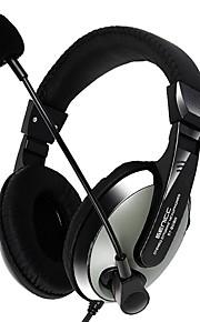 senicc st-2688 Kopfhörer Headsets Doppelstecker leichtes Gewicht